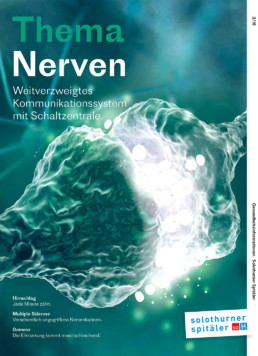 Nerven Magazing Cover
