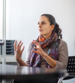 Dr. med. Kathrin Bütikofer, Gynäkologin und Leiterin Geburtenabteilung Kantonsspital Olten