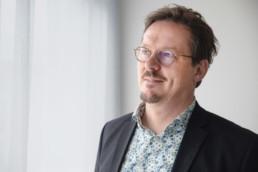 Dr. Christoph von Dach, Leiter Pflegeentwicklung Solothurner Spitäler