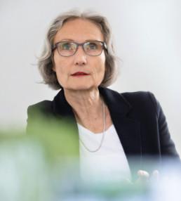 Dr. med. Suzanne Zakher-Spichtig, Gynäkologin und Leiterin Geburtenabteilung am Bürgerspital Solothurn