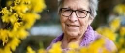Portrait von Spitalschwester Verena