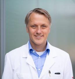 Portrait Gottfried Rudofksy, Leiter Stoffwechselzentrum und Experte, nimmt am Diabetes-Erlebnistag teil