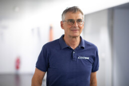 Sportmediziner Andreas Gösele